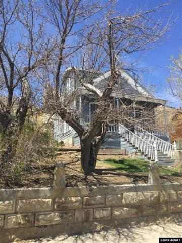 198 N B Street, Virginia City, NV 89440 (MLS #180005825) :: The Mike Wood Team
