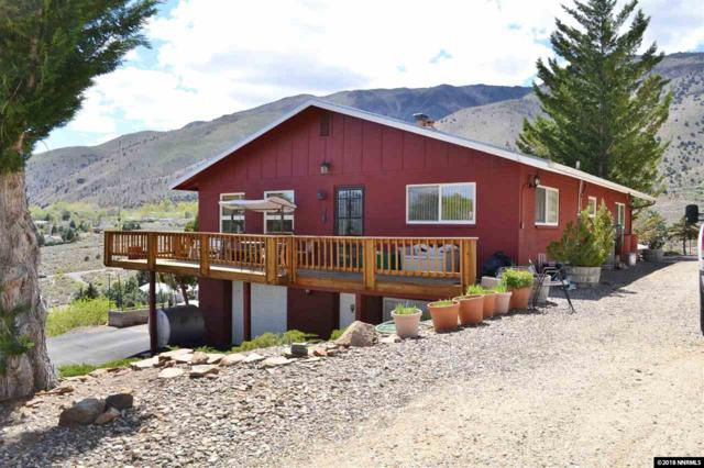 1880 Austin St, Gardnerville, NV 89410 (MLS #180005837) :: RE/MAX Realty Affiliates