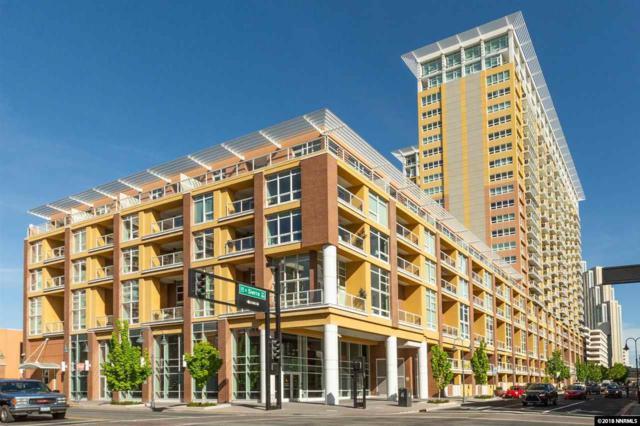255 N Sierra #101, Reno, NV 89501 (MLS #180005947) :: Marshall Realty