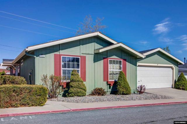 7600 S Claridge Pointe Parkway, Reno, NV 89506 (MLS #180005958) :: Marshall Realty