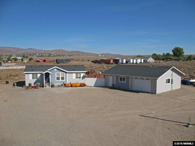 8400 Appaloosa Ct, Stagecoach, NV 89429 (MLS #180006004) :: NVGemme Real Estate