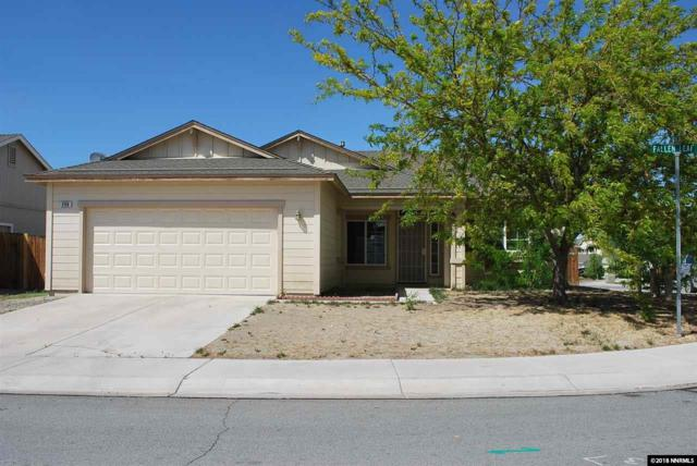 298 Fallen Leaf Lane, Fernley, NV 89408 (MLS #180006006) :: Marshall Realty