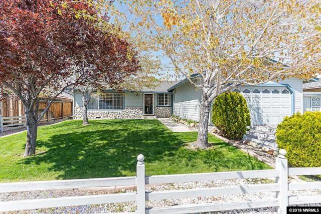 1222 Spooner Drive, Carson City, NV 89706 (MLS #180006044) :: RE/MAX Realty Affiliates