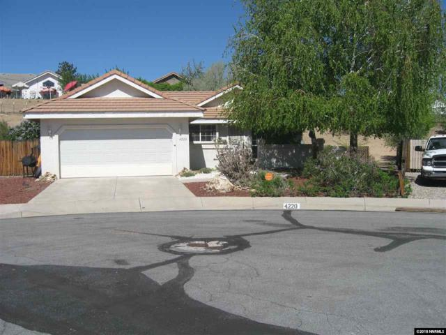 4220 Hunter Court, Carson City, NV 89701 (MLS #180006045) :: Ferrari-Lund Real Estate