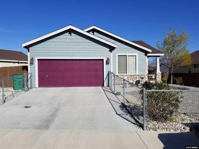 628 Rock Island Drive, Dayton, NV 89403 (MLS #180006050) :: RE/MAX Realty Affiliates