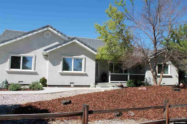1640 Golden Park Way, Fallon, NV 89406 (MLS #180006059) :: RE/MAX Realty Affiliates