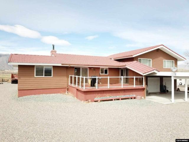 141 Day Lane, Smith, NV 89430 (MLS #180006158) :: Marshall Realty