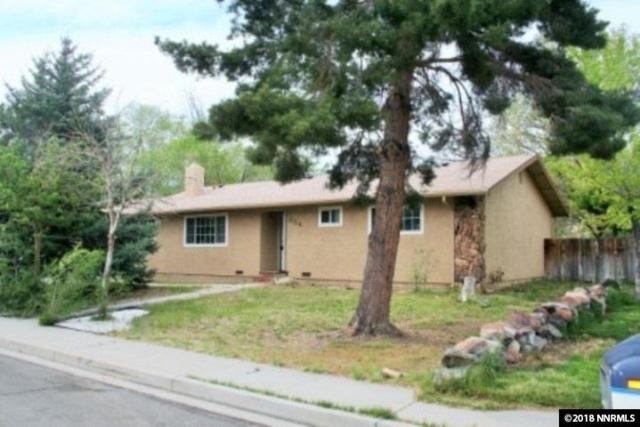 304 Boulder Dr, Carson City, NV 89706 (MLS #180006170) :: Ferrari-Lund Real Estate