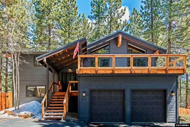 678 14th Green Drive, Incline Village, NV 89451 (MLS #180006197) :: Chase International Real Estate