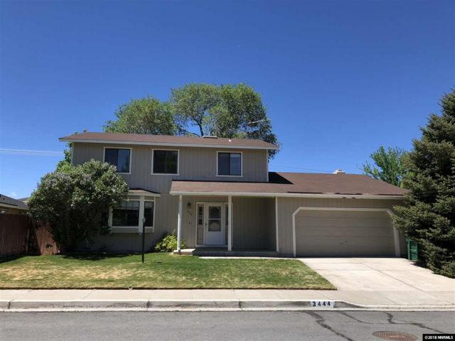 3444 Dilday Drive, Carson City, NV 89701 (MLS #180006230) :: Marshall Realty