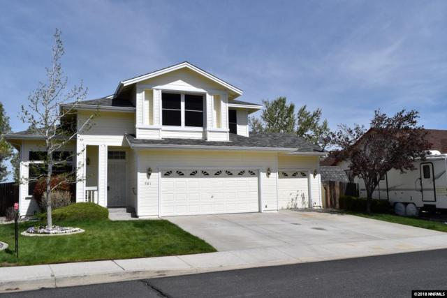 981 W Golden Valley, Reno, NV 89506 (MLS #180006264) :: Ferrari-Lund Real Estate