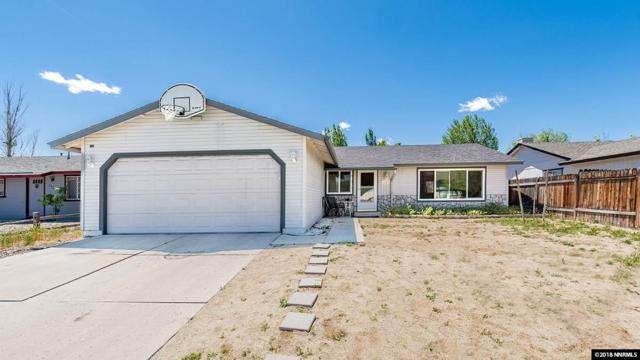 1249 Spooner Drive, Carson City, NV 89706 (MLS #180006302) :: Ferrari-Lund Real Estate