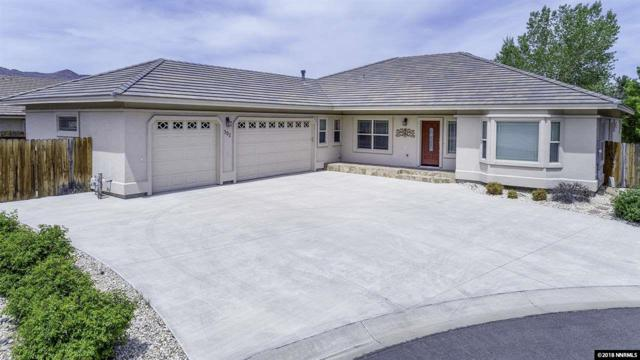 502 Doral Ct, Dayton, NV 89403 (MLS #180006388) :: RE/MAX Realty Affiliates