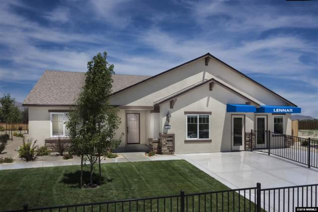 1545 Rocky Bluff Drive, Carson City, NV 89701 (MLS #180006457) :: The Mike Wood Team