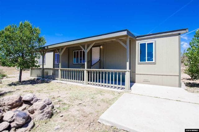 7535 Sante Fe Trail, Stagecoach, NV 88429 (MLS #180006463) :: RE/MAX Realty Affiliates