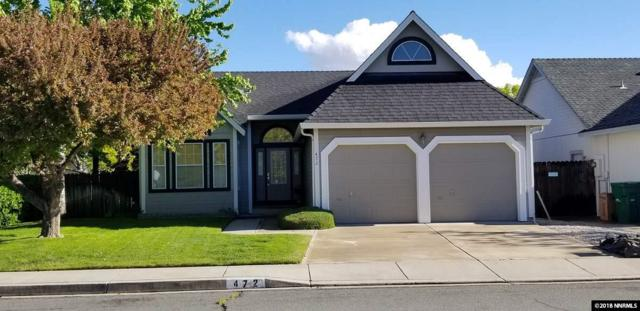 472 Sandalwood Drive, Carson City, NV 89701 (MLS #180006472) :: RE/MAX Realty Affiliates