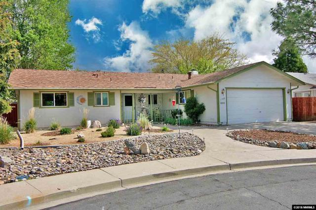 1508 Pinto, Carson City, NV 89701 (MLS #180006500) :: Marshall Realty