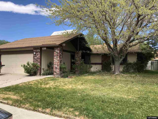 4196 Furnace Creek, Carson City, NV 89706 (MLS #180006502) :: Ferrari-Lund Real Estate