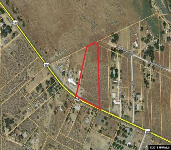 0 Hwy 395, Coleville, Ca, CA 96107 (MLS #180006511) :: NVGemme Real Estate