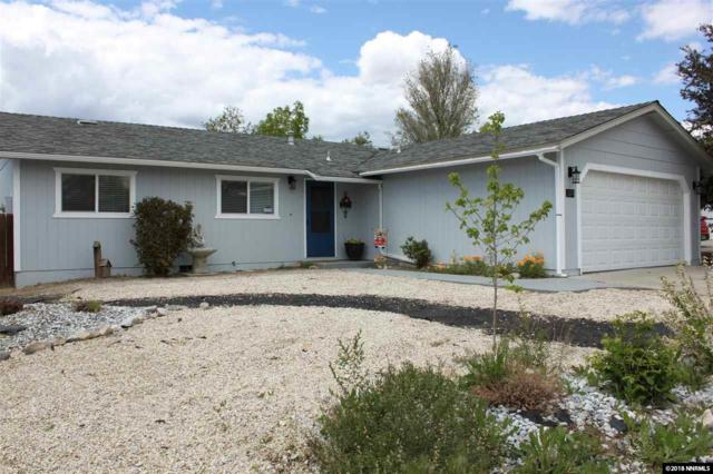 1074 Glacier Drive, Carson City, NV 89701 (MLS #180006520) :: Marshall Realty