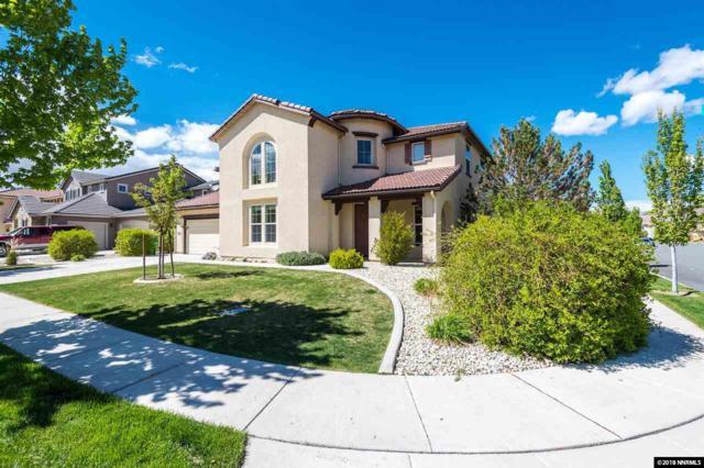 4232 Black Hills Drive, Sparks, NV 89436 (MLS #180006533) :: Marshall Realty