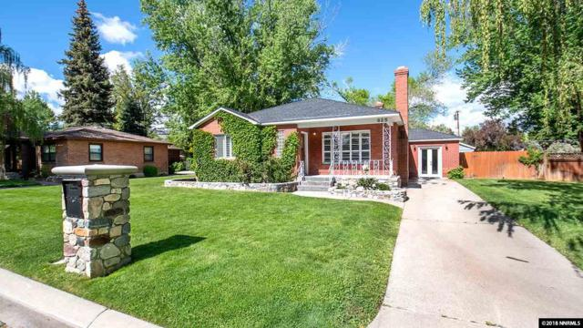 825 Daniel Drive, Reno, NV 89509 (MLS #180006553) :: RE/MAX Realty Affiliates