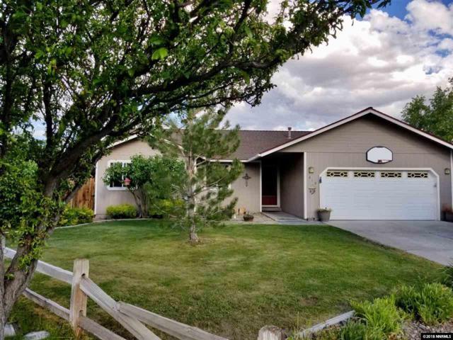 619 Renee Ct, Gardnerville, NV 89460 (MLS #180006586) :: NVGemme Real Estate