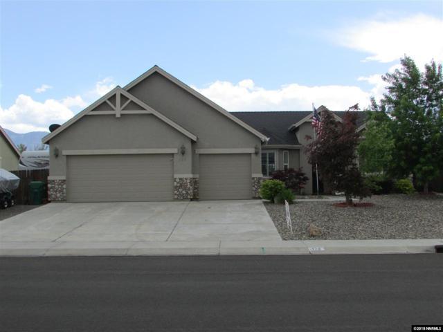 125 Creekside, Dayton, NV 89403 (MLS #180006633) :: RE/MAX Realty Affiliates