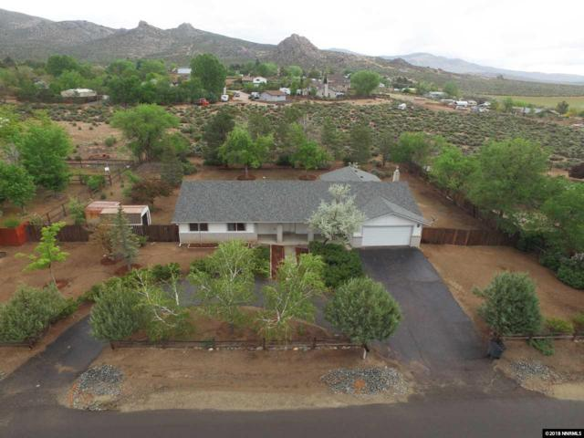 5715 Conte Dr, Carson City, NV 89701 (MLS #180006729) :: The Mike Wood Team