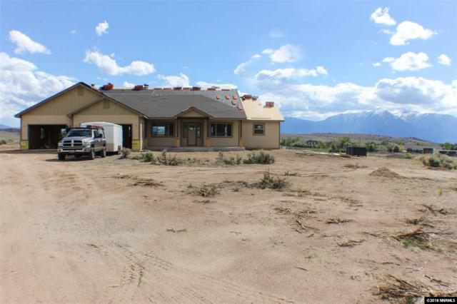 2415 Mt Como Drive, Gardnerville, NV 89410 (MLS #180006787) :: NVGemme Real Estate