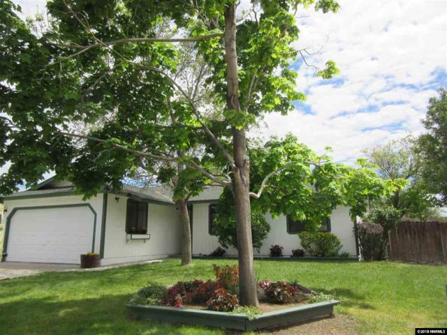 1307 Cardinal Court, Gardnerville, NV 89460 (MLS #180006798) :: NVGemme Real Estate