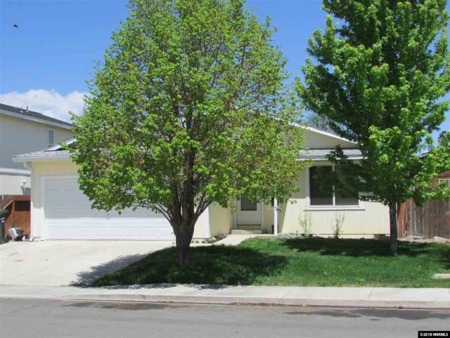 1342 Cahi Circle, Gardnerville, NV 89460 (MLS #180006801) :: NVGemme Real Estate
