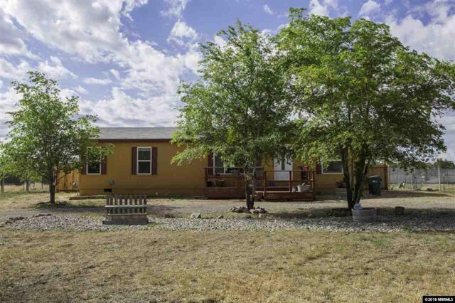 1745 Tuscarora Street, Silver Springs, NV 89429 (MLS #180006808) :: Marshall Realty