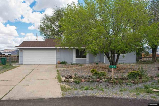 192 Ring Road, Dayton, NV 89403 (MLS #180006812) :: NVGemme Real Estate
