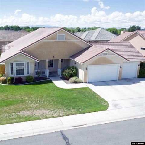 1160 Green Valley Drive, Fallon, NV 89406 (MLS #180006813) :: Marshall Realty