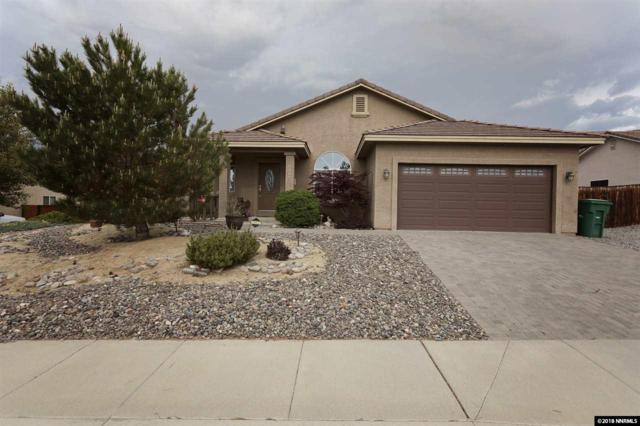 6587 Chula Vista Drive, Sparks, NV 89436 (MLS #180006815) :: RE/MAX Realty Affiliates