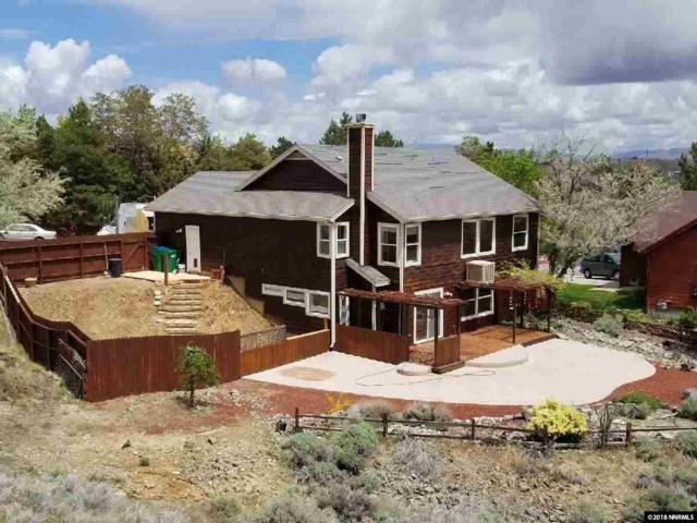 1016 Sunset Mountain Rd., Reno, NV 89506 (MLS #180006829) :: Ferrari-Lund Real Estate