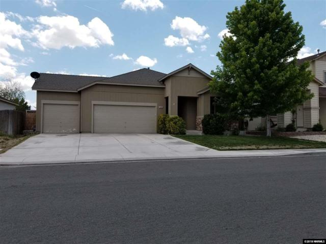 1385 Mountain Rose Drive, Fernley, NV 89408 (MLS #180006847) :: RE/MAX Realty Affiliates