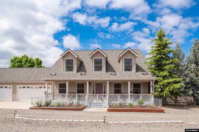 4400 Wild Horse Rd, Reno, NV 89510 (MLS #180006862) :: Ferrari-Lund Real Estate