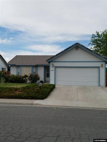 628 Keddie, Fallon, NV 89406 (MLS #180006874) :: Joshua Fink Group