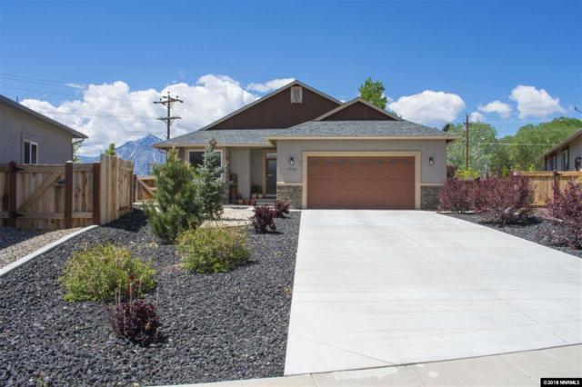 1702 Monticello Court, Minden, NV 89423 (MLS #180006882) :: NVGemme Real Estate