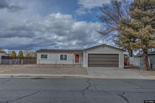 1090 Green Valley, Fernley, NV 89408 (MLS #180006890) :: Marshall Realty