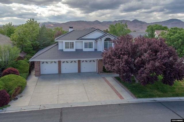 320 Bayhill, Dayton, NV 89403 (MLS #180006898) :: RE/MAX Realty Affiliates