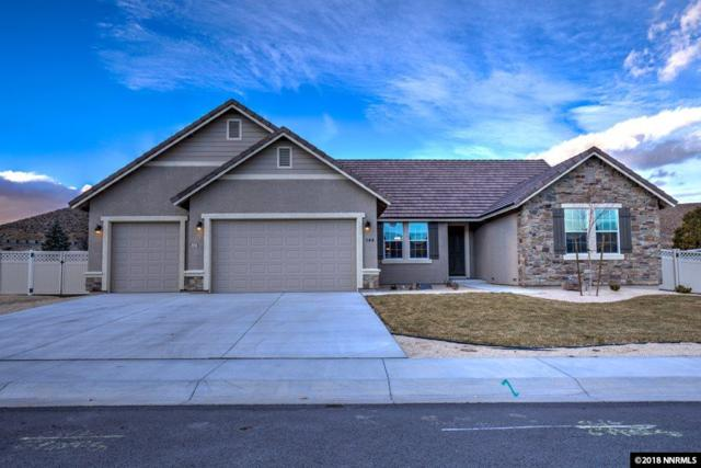 148 Denio, Dayton, NV 89403 (MLS #180006899) :: The Mike Wood Team