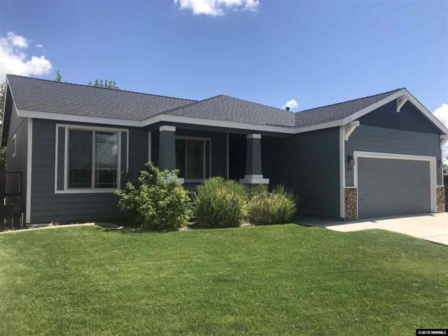 1074 Rolling Hills Drive, Carson City, NV 89706 (MLS #180006903) :: Marshall Realty