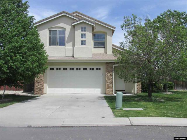2477 Watercrest, Carson City, NV 89703 (MLS #180006904) :: Marshall Realty