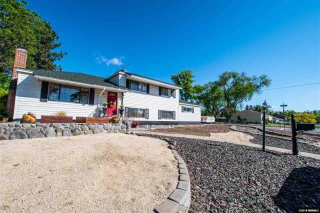 35 Coleman Drive, Reno, NV 89503 (MLS #180006905) :: RE/MAX Realty Affiliates