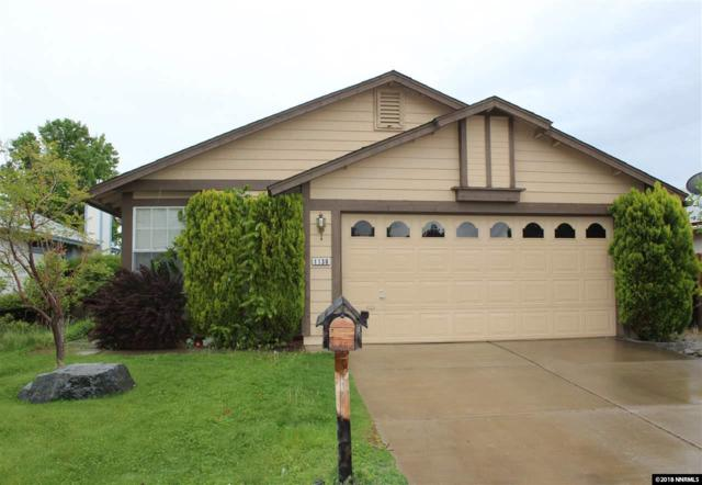 1130 Forest Knoll, Reno, NV 89523 (MLS #180006908) :: RE/MAX Realty Affiliates