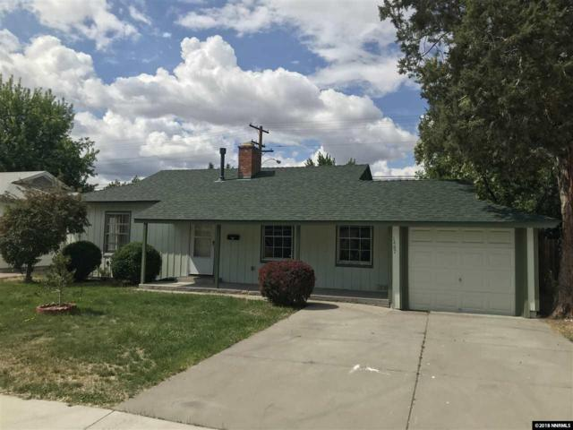 1487 Westfield Ave, Reno, NV 89509 (MLS #180006919) :: Ferrari-Lund Real Estate