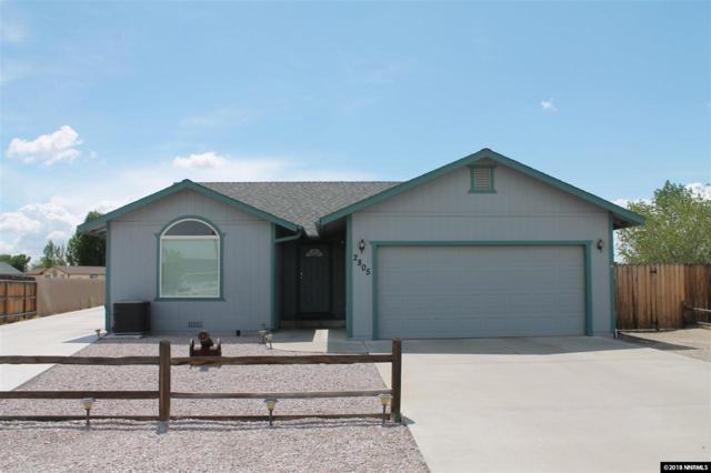 2805 Carol Drive, Fallon, NV 89406 (MLS #180006935) :: NVGemme Real Estate